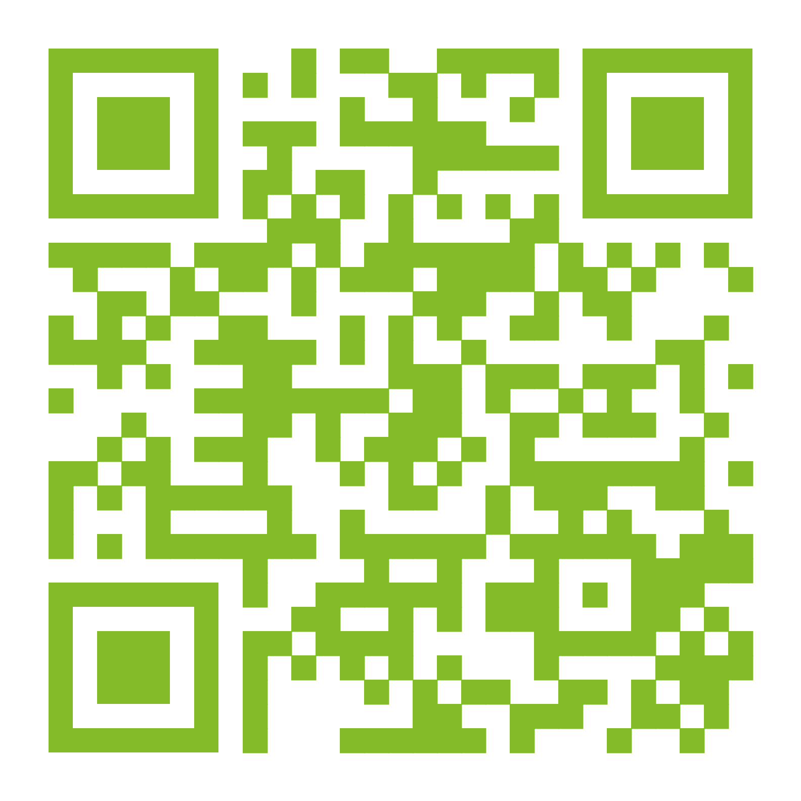 Scan de QR code en Download de app